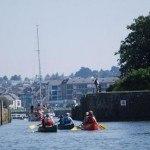 balades sur l'eau en haute Bretagne à Redon
