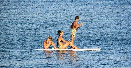 paddle à Malo-les-Bains